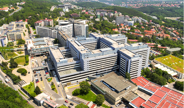 Luwex reference Všeobecná fakultní nemocnice Motol